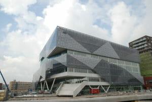 Theatercomplex Nieuwegein buiten