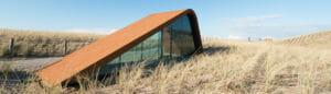 Trappenhuis in de Duinen