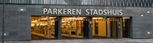 Parkeren Stadshuis Nieuwegein