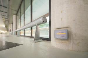 LPG sensor ExcelAir laag bij grond