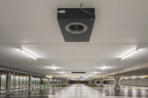 St Jan den Bosch stuwkrachtventilator ExcelAir