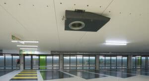 St Jan den Bosch stuwkrachtventilator ExcelAir 2