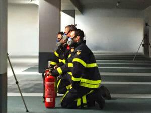 Brand Parkeergarage Maastricht