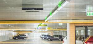 Parkeergarage katwijk Veiligheid