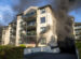 Grote brand in ondergrondse garage Oosterhout